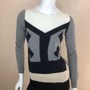 J. Crew Intarsia Sweater
